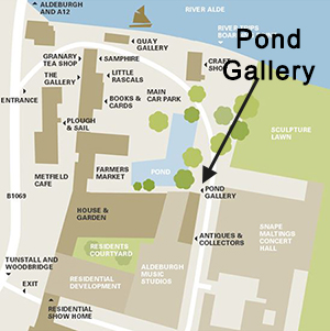 Where is the Pond Gallery